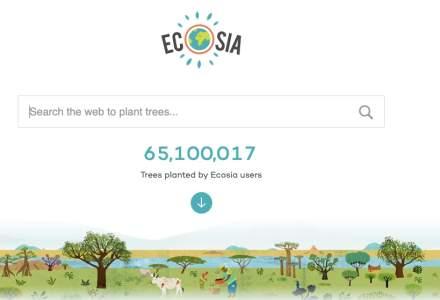 Salveaza planeta! Un motor de cautare planteaza copaci