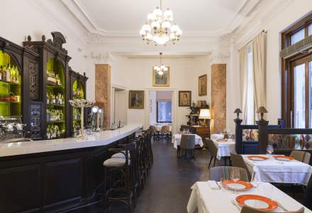 Bistro Ateneu si Le Bistrot Francais fuzioneaza. Noul restaurant creat se va aproviziona din gradina proprie