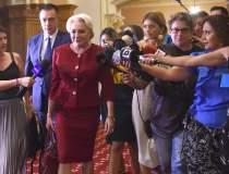 Congres PSD: Viorica Dancila,...