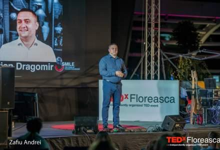 Antreprenorul Adrian Dragomir: Sunt recunoscator copilariei mele distruse pentru ca m-a intarit
