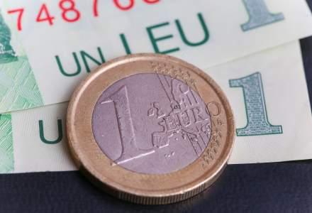 Cat estimeaza analistii ca vor ajunge inflatia si cursul de schimb euro/leu