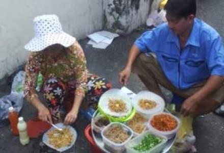 Ho Chi Minh-Vietnam, orasul unde toata lumea claxoneaza si nimeni nu se enerveaza in IMAGINI