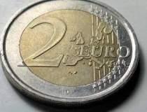Moneda de 2 euro, cea mai...