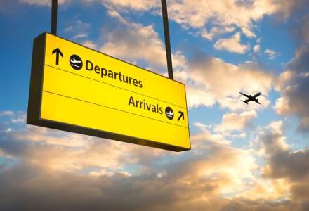 Se schimba prioritatea de circulatie in sensul giratoriu de la iesirea din Aeroportul Otopeni