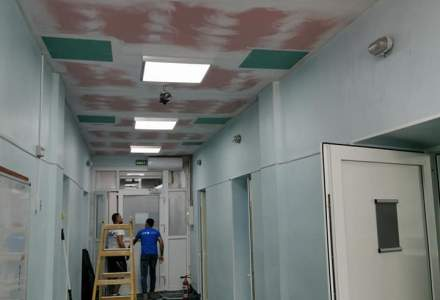 Sala de nasteri de la Spitalul Clinic Filantropia, aflata intr-un proces de renovare, se redeschide pe 4 septembrie