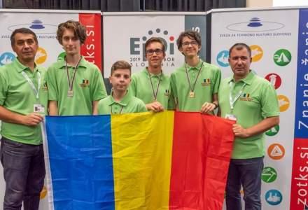 Palmares de exceptie: elevii romani au obtinut 4 medalii la Olimpiada Europeana de Informatica pentru Juniori