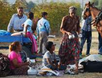 Xenofobie la 112: O femeie...