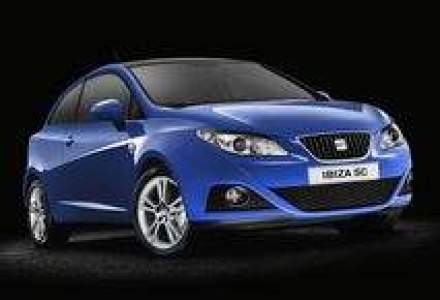 Seat lanseaza in octombrie noul Ibiza Sport Coupe