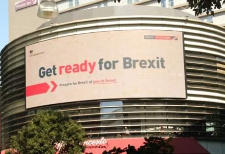 100 mil. euro pentru o campanie de PR despre Brexit