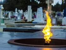 Flacara eterna din Cimitirul...