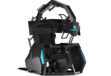 Acer: Scaunul de gaming de...9.000 de euro