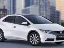 Honda lanseaza Civic diesel...