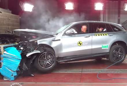 Euro NCAP a testat 6 modele noi. Un SUV electric a primit 5 stele
