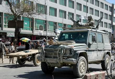 Un nou atentat la Kabul, in apropierea cartierului general al NATO