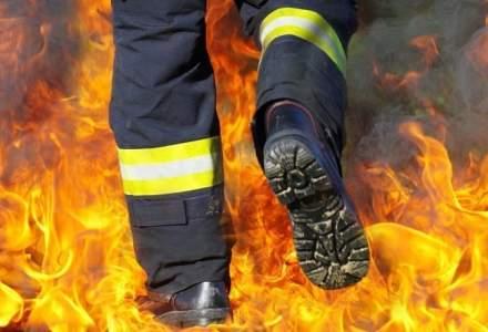 Incendiu la un hotel din Mamaia: 30 de persoane au fost evacuate