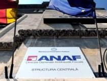 ANAF anunta finalizarea...
