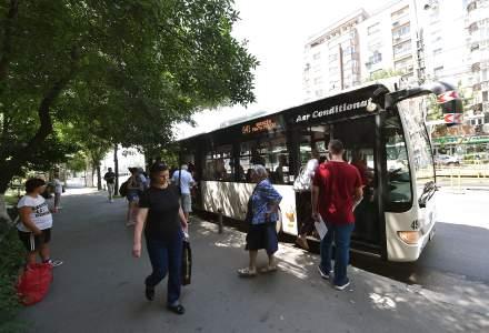 De marti se reia circulatia autobuzelor pe linia 641 peste Podul Grant