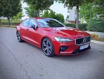 Test drive cu Volvo S60...