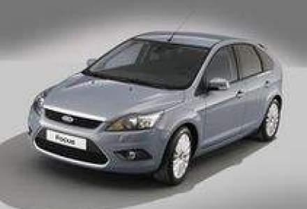 Ford Focus a ridicat cu 37,7% vanzarile Romcar in primul semestru