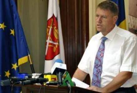 Primarul orasului Sibiu, Klaus Iohannis, se va inscrie in PNL