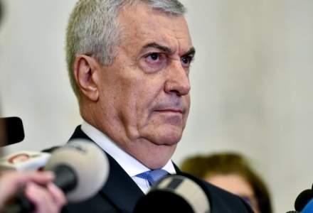 Calin Popescu Tariceanu anunta desfiintarea ALDE din Senat si infiintarea unui grup mixt