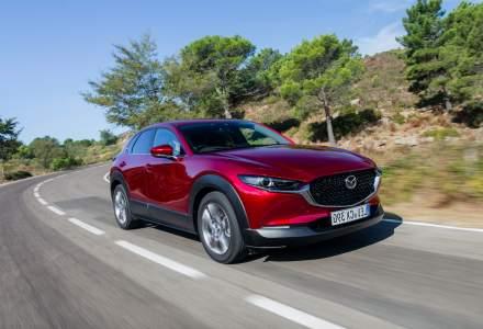 Test drive cu Mazda CX-30, un nou SUV japonez spatios