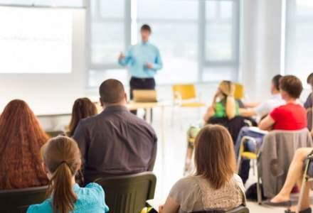 Dezvoltarea angajatilor, prioritatea in organizatii: Companiile platesc in medie 1.700 de euro pe ziua de training