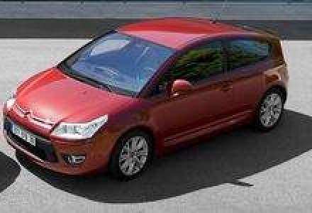 Citroen Romania va comercializa anul acesta modelul C4 facelift
