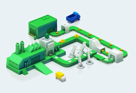 (P) Business-urile din productie in fata unei noi revolutii, de aceasta data digitala