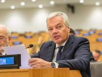 Candidatul Belgiei la Comisia...