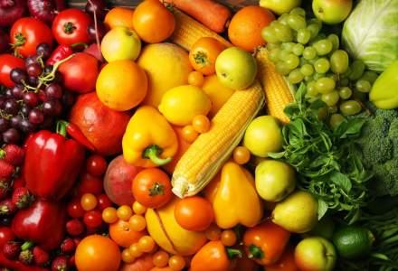 Mancam tot mai multe legume si fructe din IMPORT: cum arata balanta comerciala