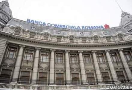 EXCLUSIV: BCR raporteaza prima pierdere anuala de la infiintare