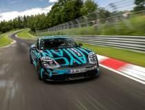 Recordul stabilit de Porsche...
