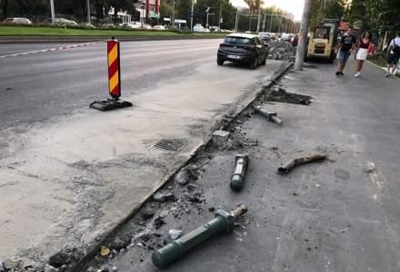 La stapani noi, panselute si borduri noi: Interesele si firmele din spatele craterelor din Bucuresti
