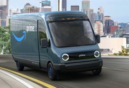 Amazon a facut o comanda de 4 MLD. dolari pentru o flota de 100.000 de VAN-uri electrice destinate livrarilor