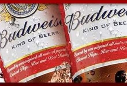 Budweiser, dat in judecata pentru etichetare falsa privind nivelul de alcool