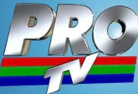 Compania Pro TV si-a micsorat profitul operational de 11 ori in T4 2012