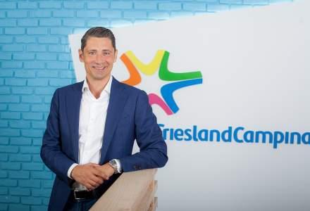 Cornel Caramizaru, directorul FrieslandCampina Romania, va prelua conducerea in Spania si Portugalia