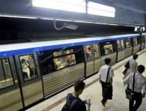 Intarziere la metrou dupa ce...