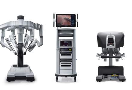 Investitie de 3 milioane de euro in doua centre de pregatire pentru medici; simulari cu robotul da Vinci, cel mai performant echipament din lume