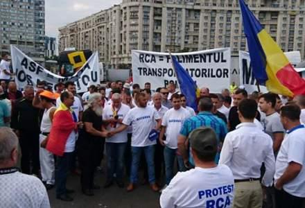 FORT pregateste noi proteste in Piata Victoriei, nemultumita de modul in care ASF vrea sa modifice legea RCA
