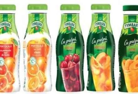 TRANZACTIE: Tymbark cumpara productia de snacks-uri de la Pan Group Craiova