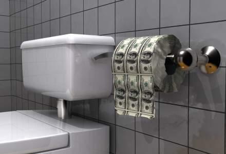 Cata hartie igienica poti cumpara cu 4,7 milioane de lei?