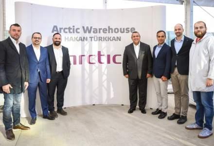 Arctic anunta deschiderea unui centru national de distributie cu o suprafata de 20.000 de metri patrati
