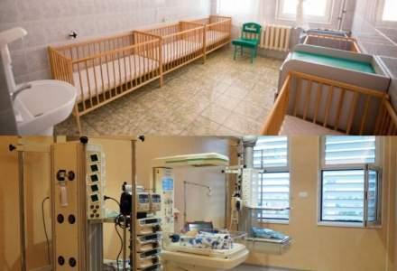 Fundatia Vodafone, investitie de peste 2 milioane de euro in renovarea si modernizarea unei sectii de terapie intensiva neonatala