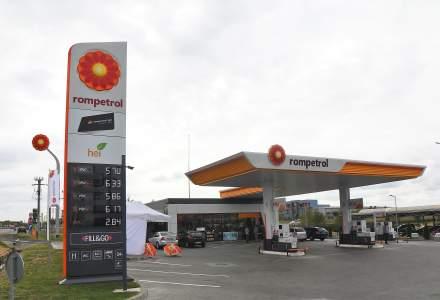 O noua statie de carburanti Rompetrol a fost inaugurata luna aceasta la Craiova