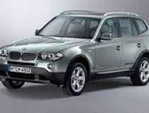 BMW lanseaza in toamna BMW X3...