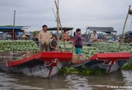 Episodul 6: Delta Mekongului - o mare piata plutitoare