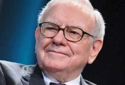 Buffett stramba din nas la un profit cu 45% mai mare in 2012