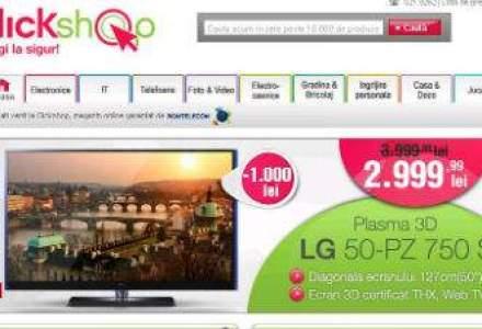 "Seful Clickshop: in e-commerce urmeaza ""boom-ul mobile"""